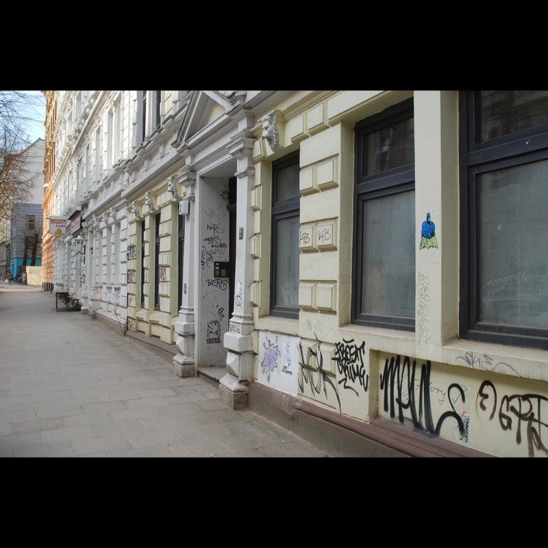 St. Pauli Otzenstrasse