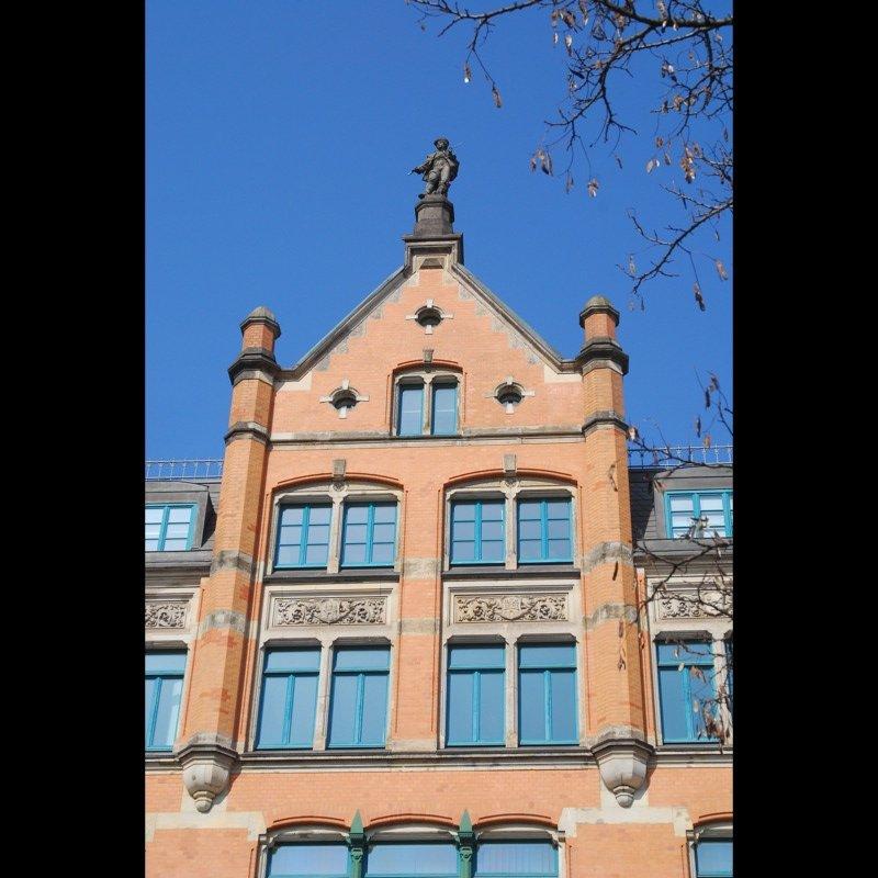 Zippelhaus, Hamburg