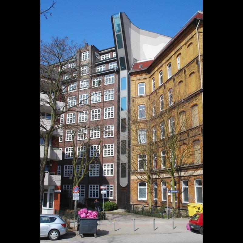 Baul cke froitzheims bildpresse for Studium der architektur