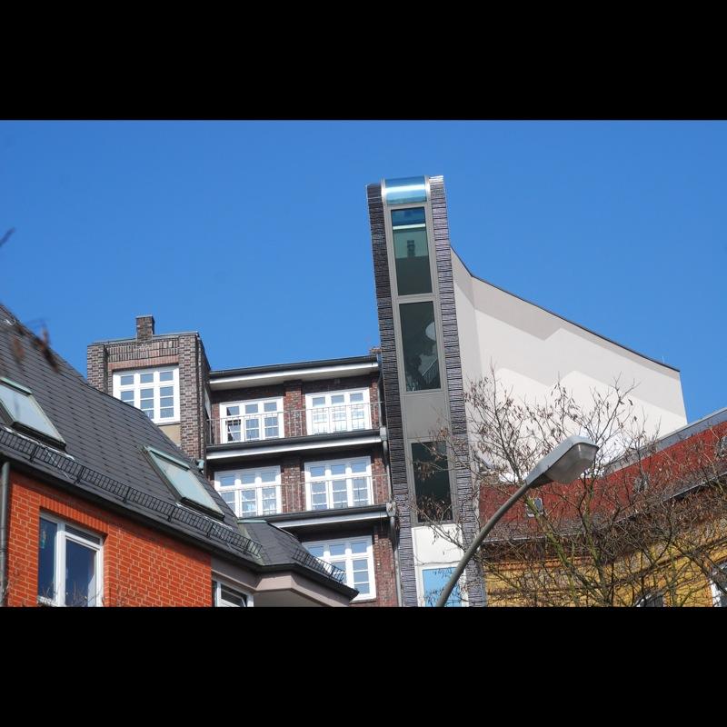 Hamburg An den Muehren