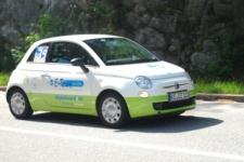 Fiat Karabag EE-Tour Startnummer 35
