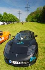Autos unter Strom