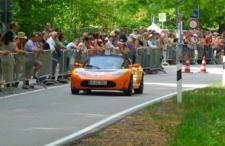 Tesla-Rennen - 1. und letzter Lauf Startnummer 20 - LB EC 1001