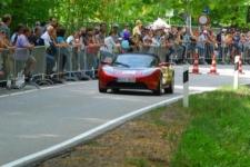 Tesla-Rennen - 1. und letzter Lauf Startnummer 36 - M EE 2015