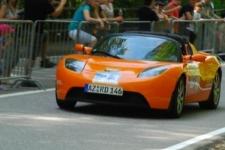 Tesla-Rennen - 1. und letzter Lauf - Startnummer 23 - AZ RD 146