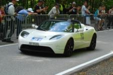 Tesla-Rennen - 1. und letzter Lauf - Startnummer 61 - CH SZ 37426