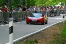 Tesla-Rennen - 1. und letzter Lauf - Startnummer 62 - ES FH 1202