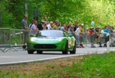 Tesla-Rennen - 1. und letzter Lauf - Startnummer 72
