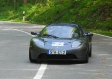 Rückkehr der Tesla Roadsters - Startnummer 69