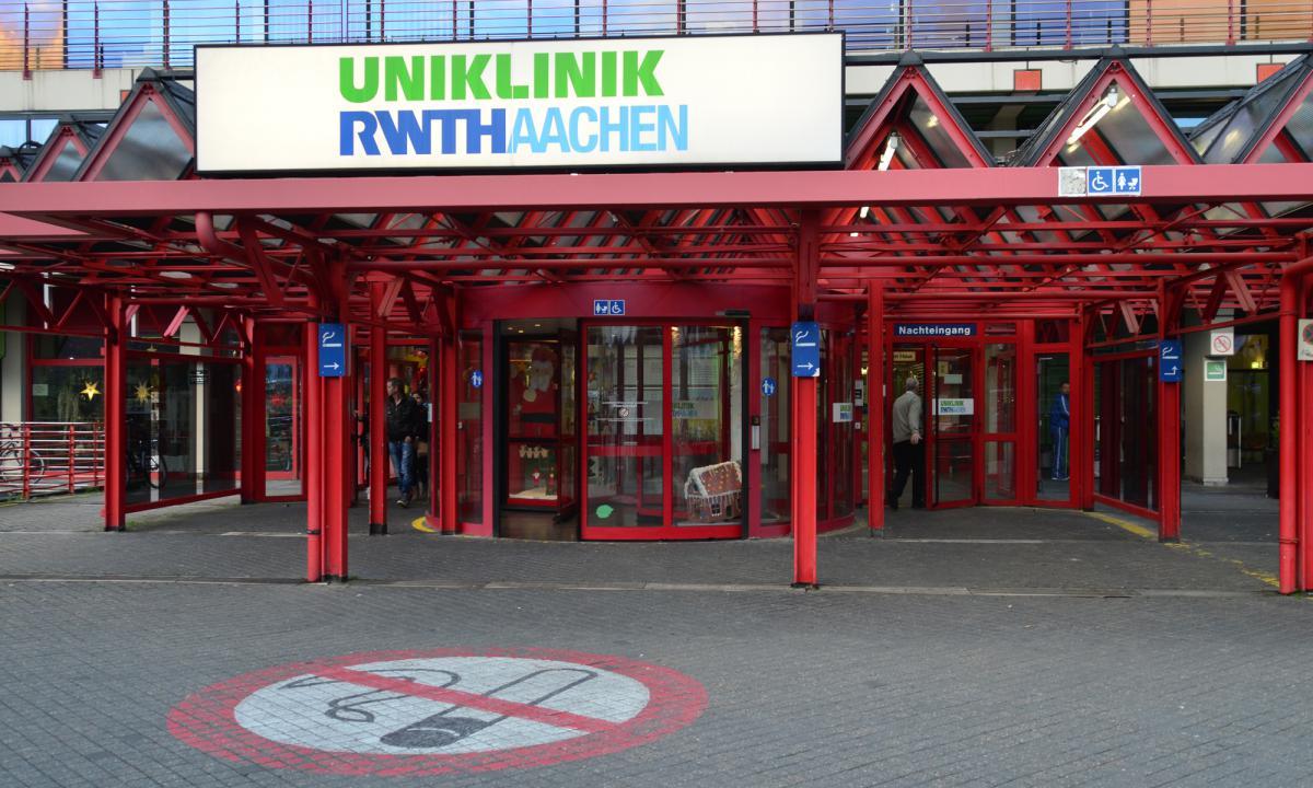 Aachen, RWTH-Klinikum
